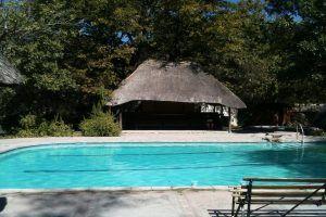 Lodge in Maun
