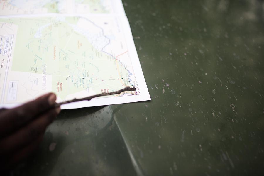 Planung Botswana Selbstfahrer Safari
