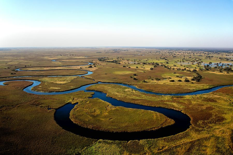 Okavango Delta selfdrive