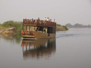 Boat Tour on the Chobe River