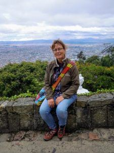 Marcelle in Bogota
