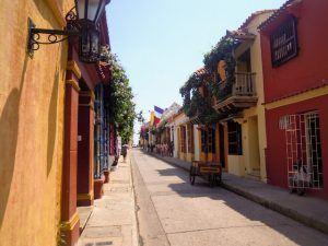 Cartagena Das Indias Old Town