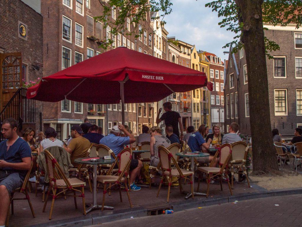 Städtereise Amsterdam Tipps: Essen gehen, Amsterdam Essen Tipps