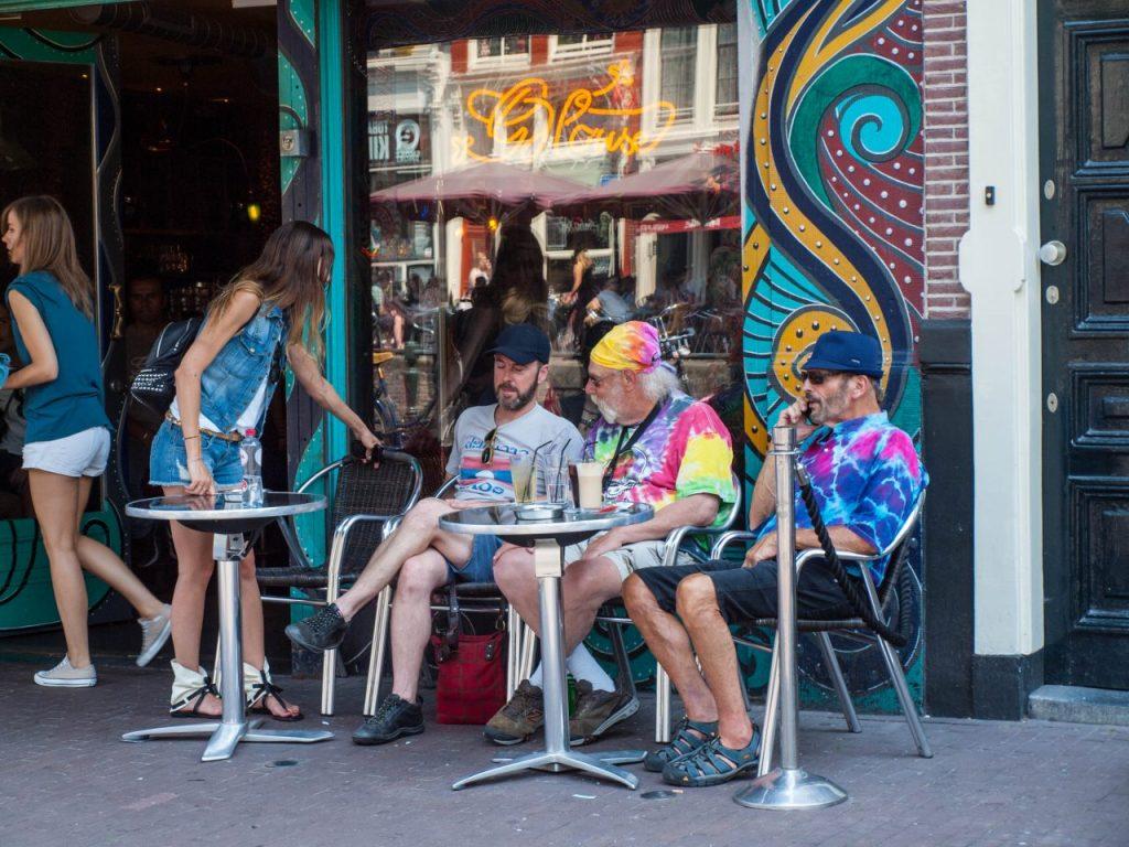 Essen gehen, Amsterdam Tipps für Besucher. Günstig essen Amsterdam, Essen Tipps. | Amsterdam food prices.