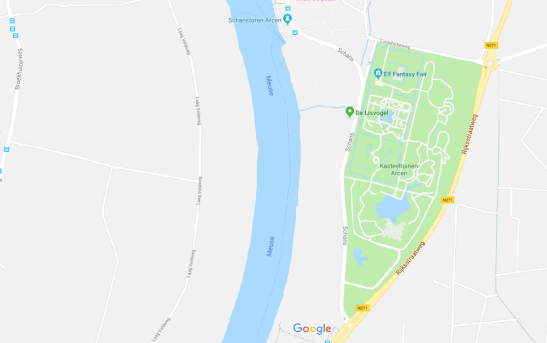 Arcen Maps
