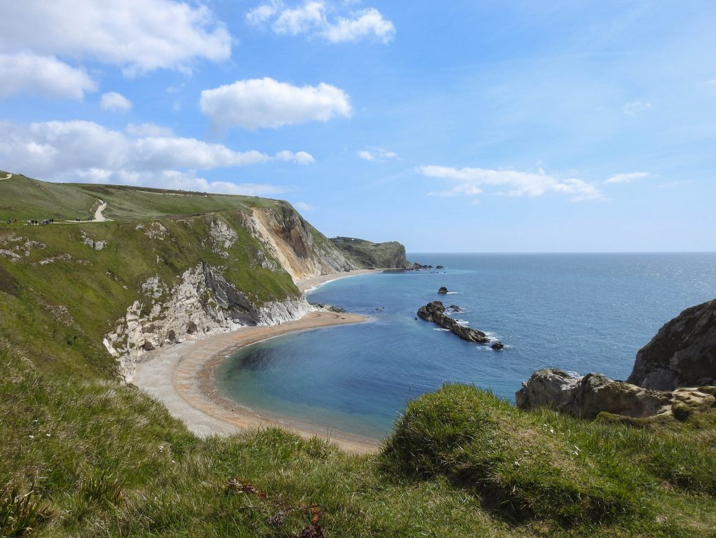 Man O'War Beach at Dundle Door