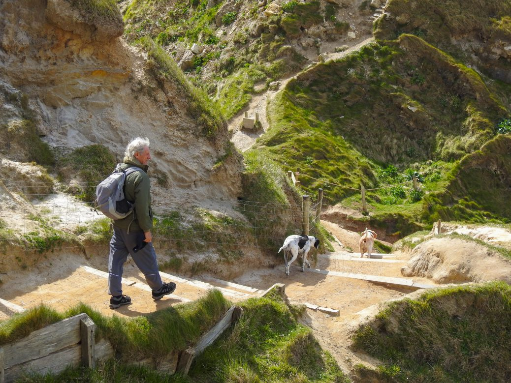 Walk Durdle Door