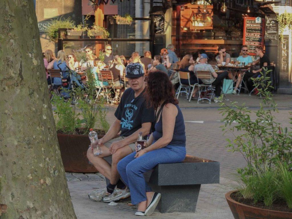 1 Tag Amsterdam, Tipps für Besucher. 10 Dinge die man in Amsterdam gesehen haben muss. Günstig essen Amsterdam.