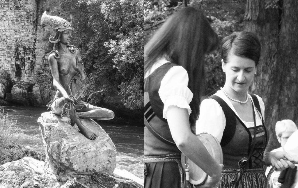 Fairy Tale Town In Austria - Murau