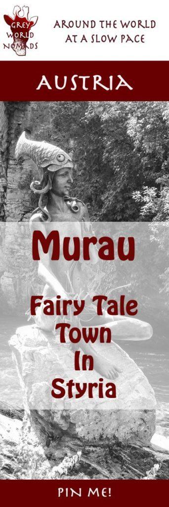 Murau - Fairy Tale Town in Styria