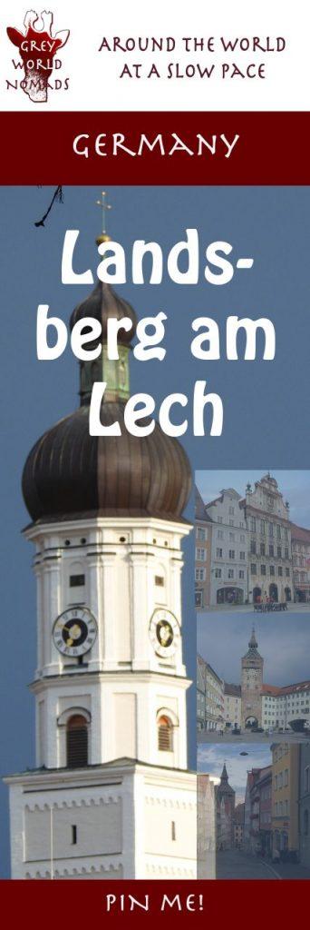 Landsberg-am-Lech-Germany