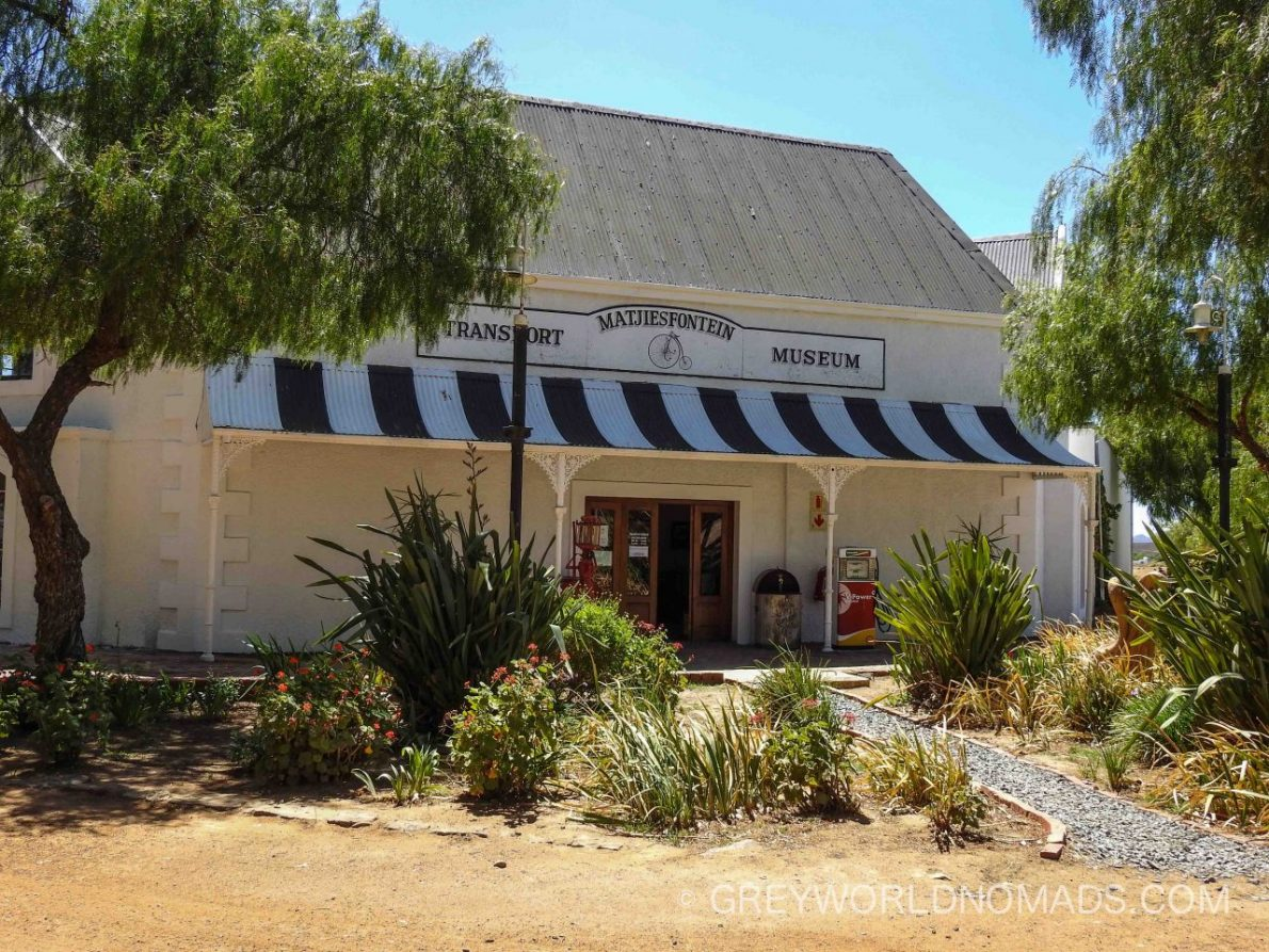 Matjesfontein, South Africa