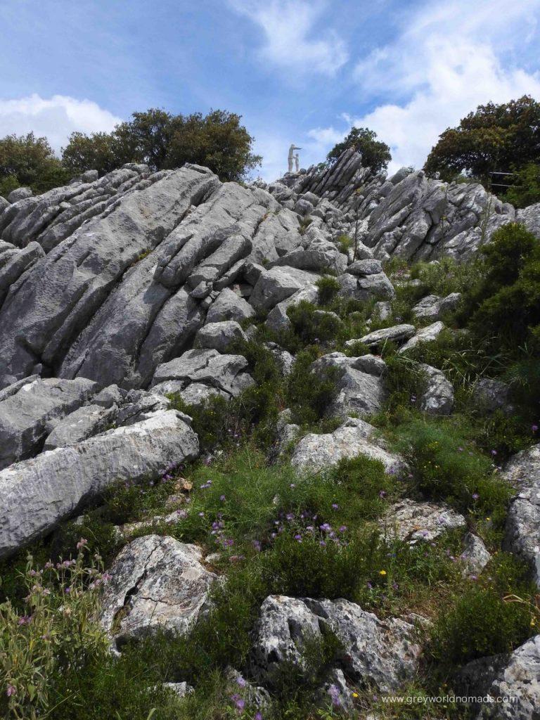 Sierra de las Nieves, Spain