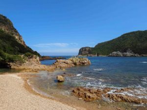 Marcelle's Gallery: Knysna Heads, South Africa