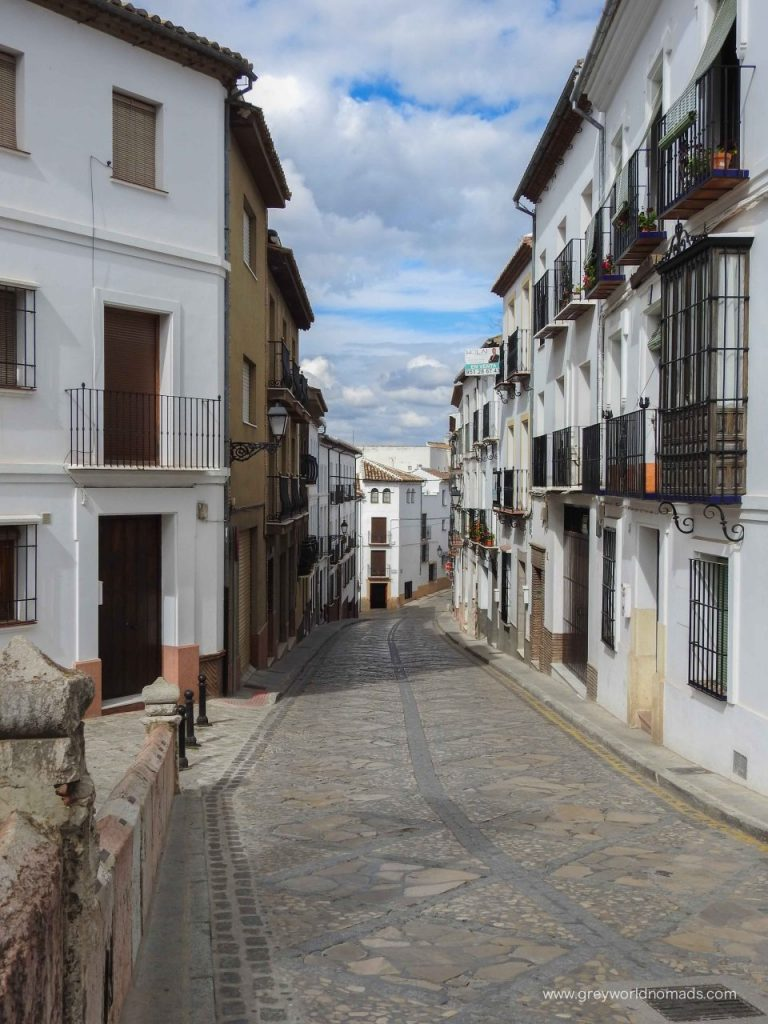 moorish architecture in the heart of andalusía the wild life