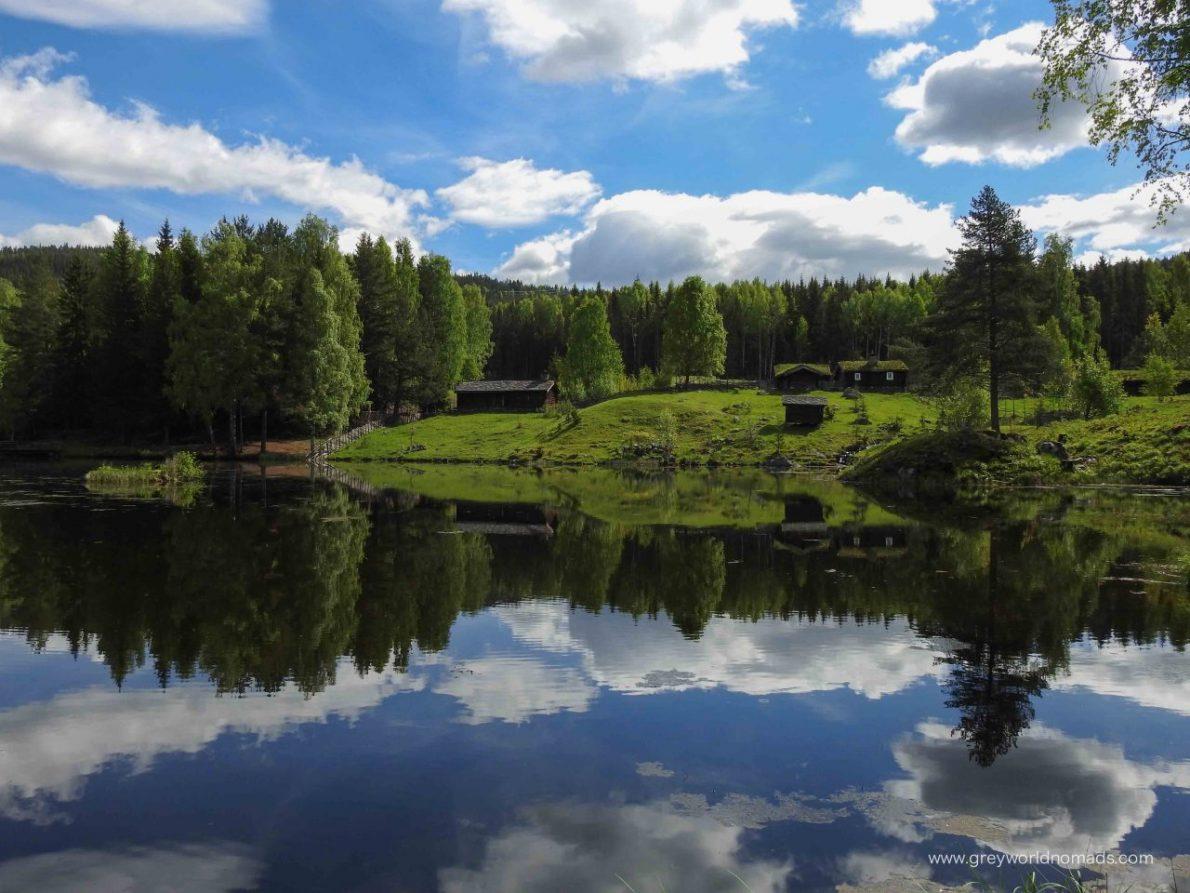 Oppland Norway