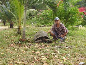 La Digue Tipps, Seychellen Tiere