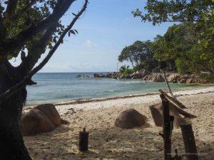 Schönster Strand La Digue