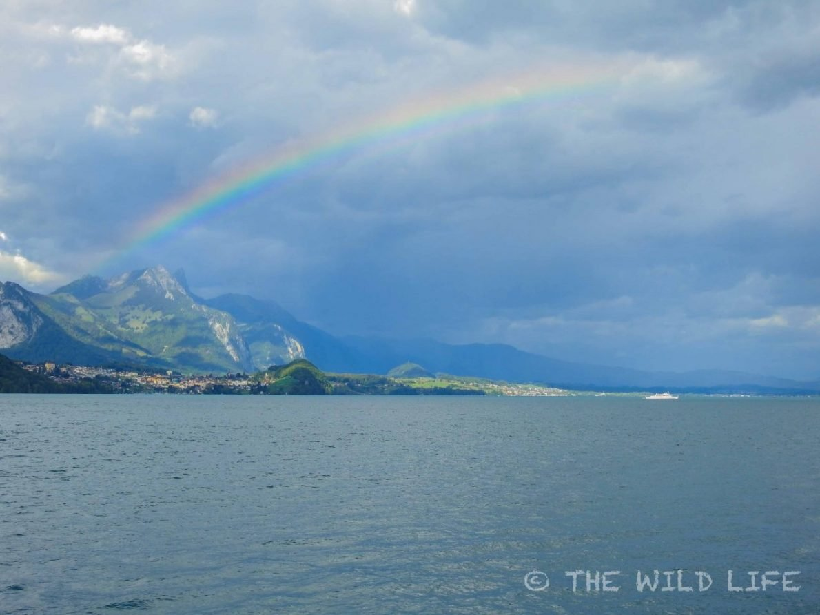 Thunersee, Switzerland