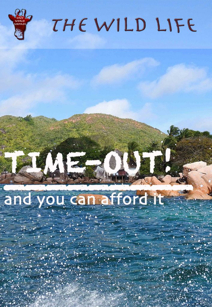 You need a sabbatical, a time-out and you don't know if you can afford it? Yes, YOU CAN!