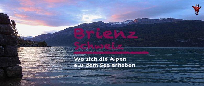 Brienz am Brienzersee, Schweiz