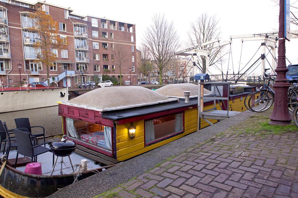 Hausboot Mieten Amsterdam: Amico Amsterdam House Boat