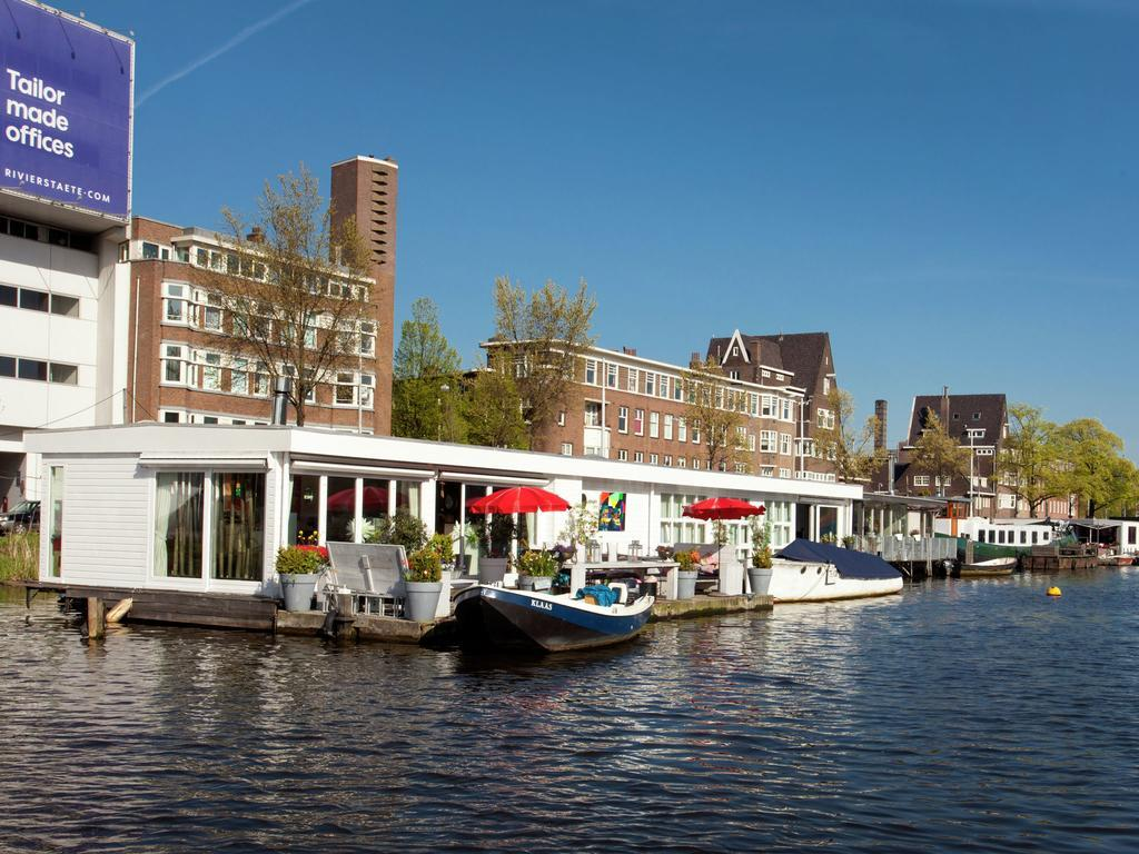 houseboat bed & breakfast amsterdam niederlande