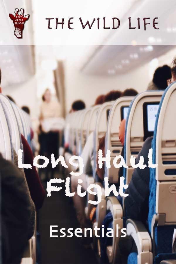Long Haul Flight Essentials - What To Wear On A Long Haul Flight