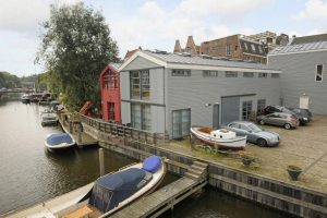 Bootshaus Amsterdam. Hausboot Mieten In Amsterdam. unterkunft hausboot.