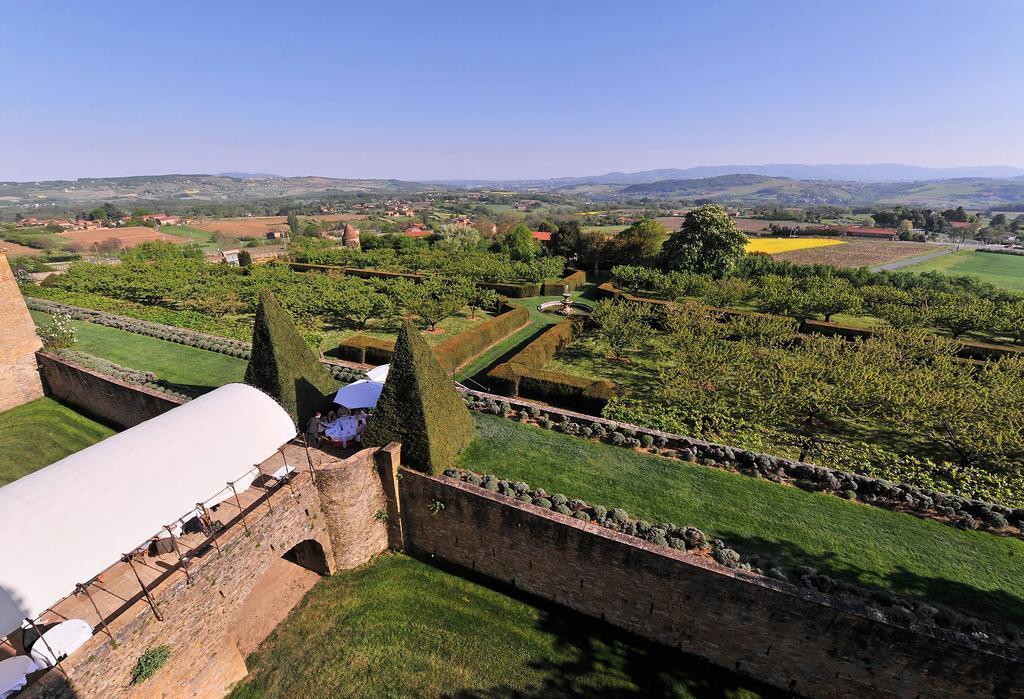 Chateau de Bagnols - castles in southern france