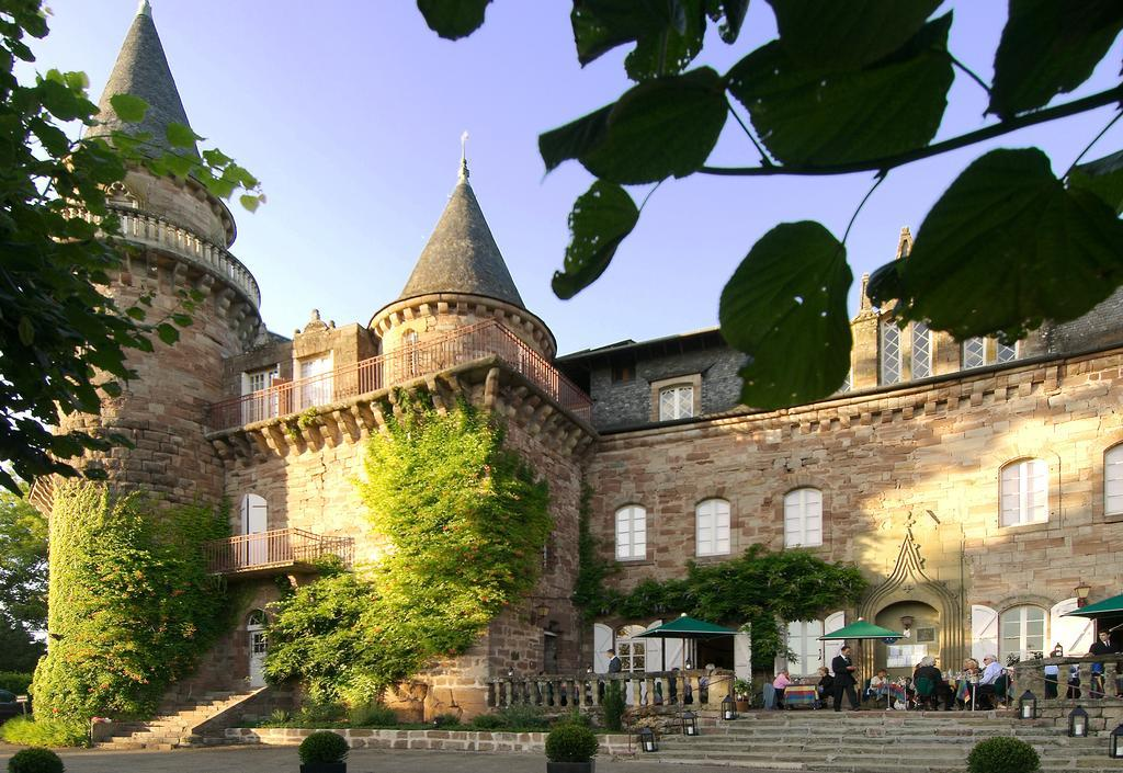 Chateau de Castel Novel - castles in southern france