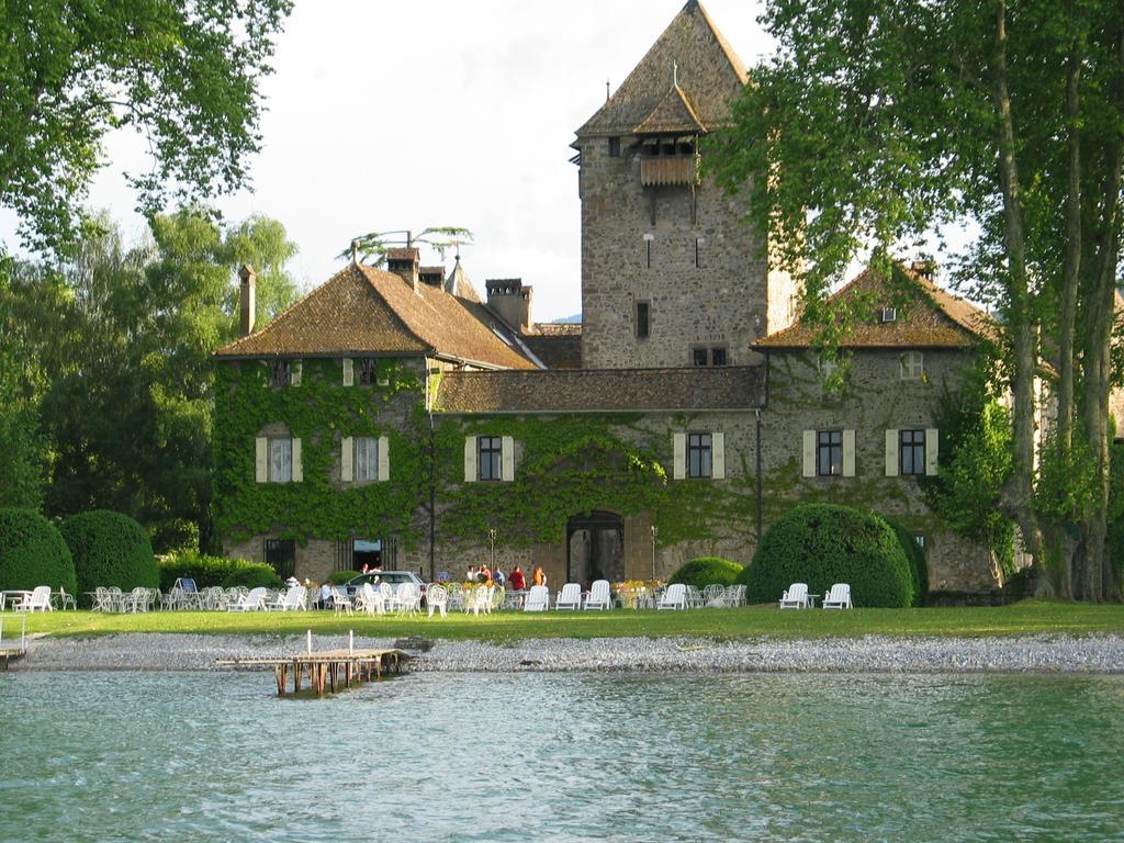 Chateau de Coudree - castles in southern france