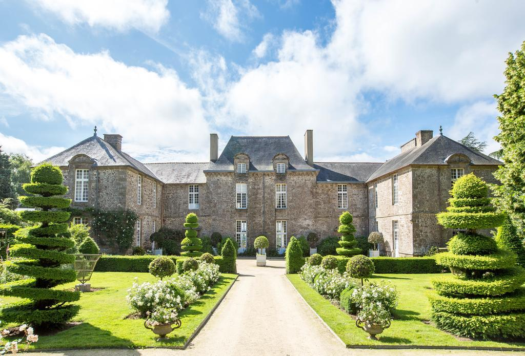 chateau de la ballue - castle hotels in normandy france