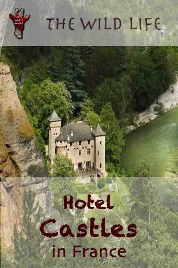Plan your chateau holidays in France! Castles near Paris and Burgundy, France 's famous Wine Region, Loire Valley Chateau Hotels, Castles in southern France, Fairy-tale Castle Hotels in Provence, in Bordeau Region or Chateau Hotels in northern France. Compare prices of the best castles in France!