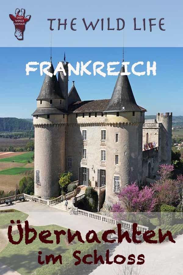 Plane deinen Urlaub im Schloss in der Nähe von Paris! Übernachten auf einer Ritterburg im Burgund, in Schlösser der Loire oder anderen romantischen Hotels in Frankreich. Finde dein Burghotel in der Provence, Bordeaux in Südfrankreich oder in Nordfrankreich. Vergleiche die Preise der besten Schlösser in Frankreich! #übernachtenimschloss #schlösserinfrankreich #übernachtenaufeinerritterburg #hotelsinfrankreich #urlaubimschloss #burgeninfrankreich #romantischerurlaubzuzweit #hotelmitcharme