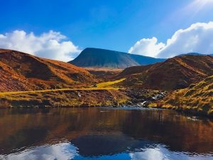 Stay at Brecon Beacons National Park on your UK self-drive tours.