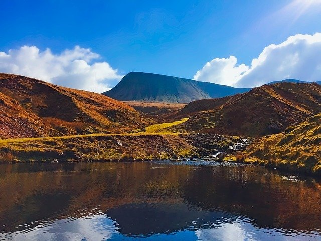 Self-Drive Holidays in Wales. Brecon Beacons National Park. best drives in UK. driving around the coast of britain. welsh national parks. west coast road trip routes. best national parks to visit in september.