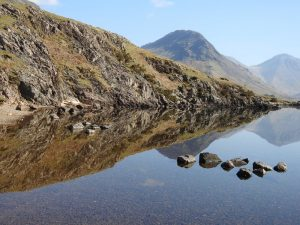 Lake District National Park: biggest National Park in UK.