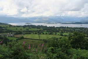 UK self-drive tours to Loch Lomond and Trossachs, Scotland