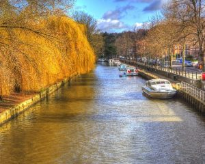 Visit Norwich, The Broads National Park on your UK self-drive tours.
