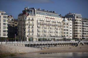 Hotel de Londres, San Sebastiàn, Spain