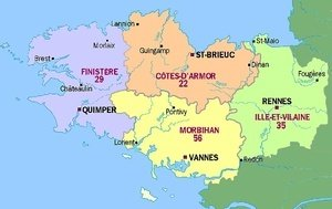 Moving to France after Brexit? Brittany is not far!