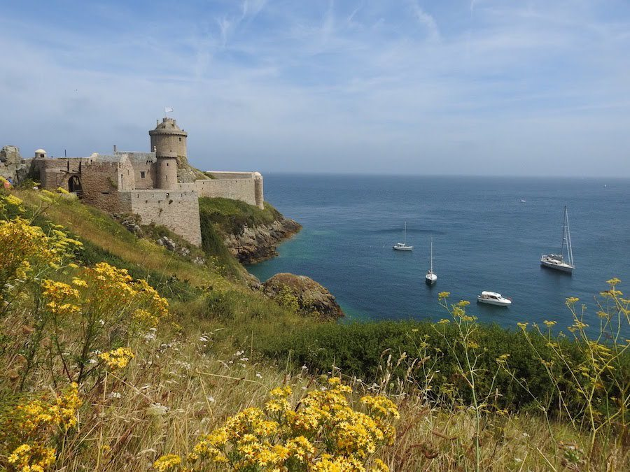 Brittany, one of the best places to live in France for English expats.