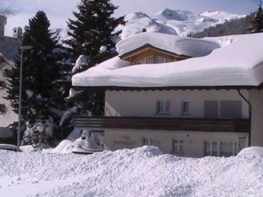 Ferienwohnung Davos hundefreundlich