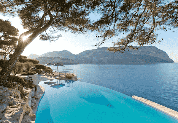 Hotel Les Roches-Blanches Cassis