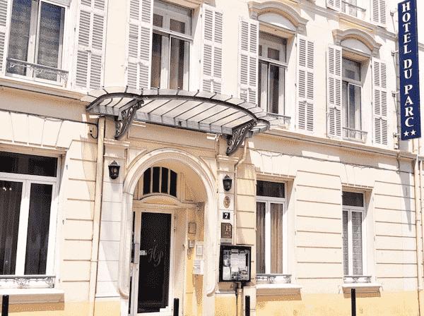 Hotel du Parc Hyères