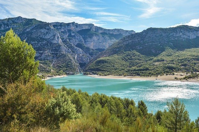 Lac de Ste-Croix-South Of France Itinerary – 7 Days