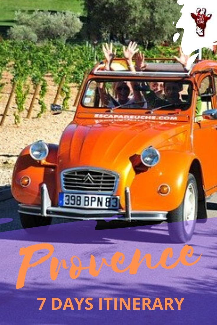South Of France Itinerary – 7-Days.jpg South Of France Itinerary – 7 Days.